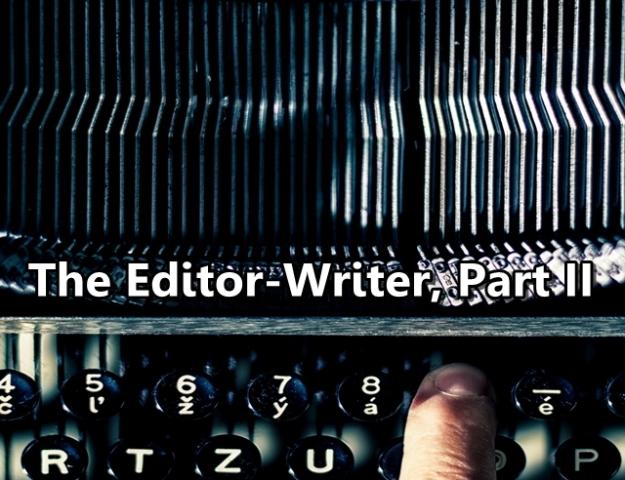 the editor writer